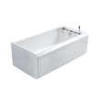 三面裙板浴缸(带龙头浴缸)