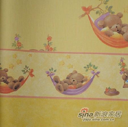 皇冠壁纸快乐童年系列53106、53703、53101