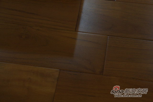 嘉森柚木地板-0