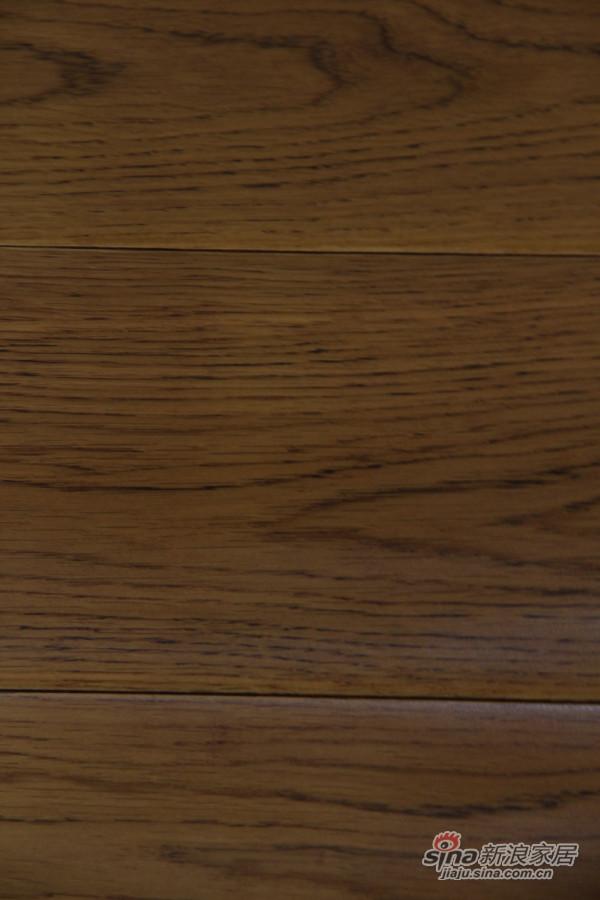 嘉森柚木地板-1