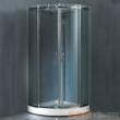 惠达-HD2105简易淋浴房(压克力底盆)