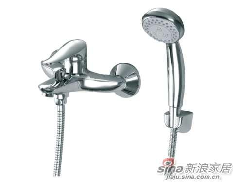 TOTO淋浴、浴缸用水龙头DM312ACMFR-0