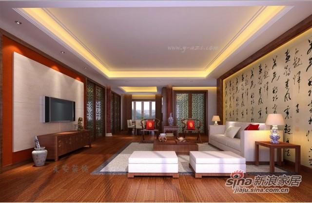 别墅设计方案:红树湾8栋-0