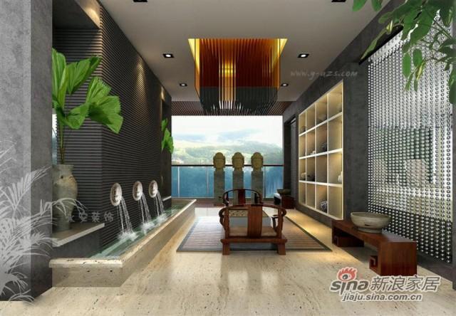 别墅设计方案:红树湾8栋-1