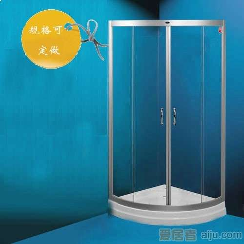 英皇简易淋浴房TM28(6厘)1