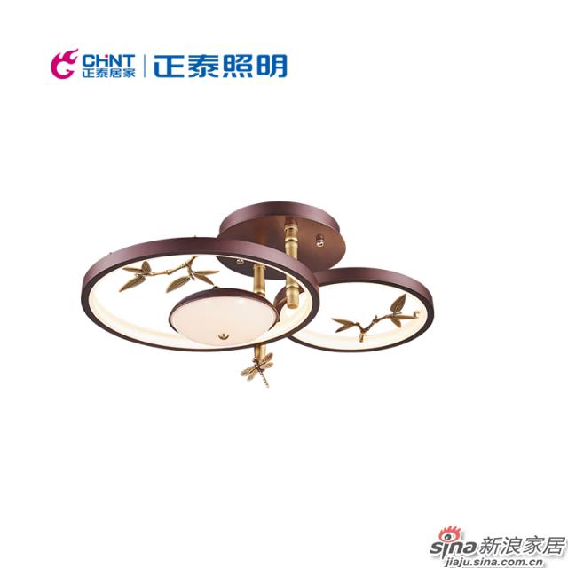 正泰照明吸顶灯 LED中式唯美大气客厅灯-0