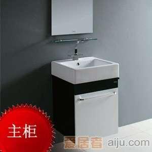 法恩莎PVC浴室柜-主柜FPG4659(500*470*550MM)1