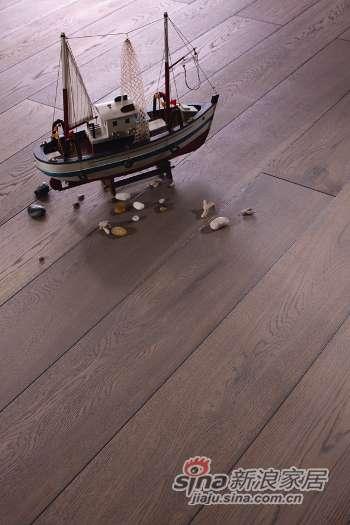 富得利三层实木复合地板栎木(欧洲橡木)香榭丽舍FC-0115-40-N-0