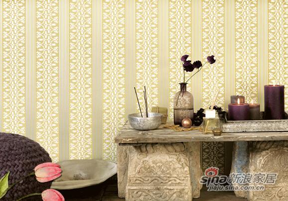格莱美墙纸 荷兰进口素色无纺壁纸希罗尼穆斯-0