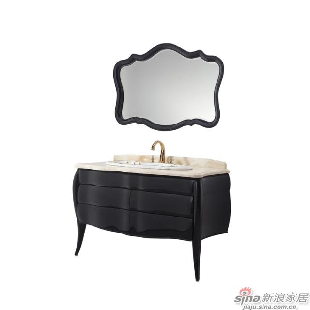 浪鲸卫浴玛格丽特系列浴室柜BF6026