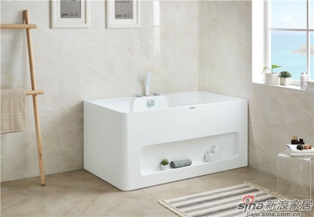 浪鲸卫浴浴缸M617-0