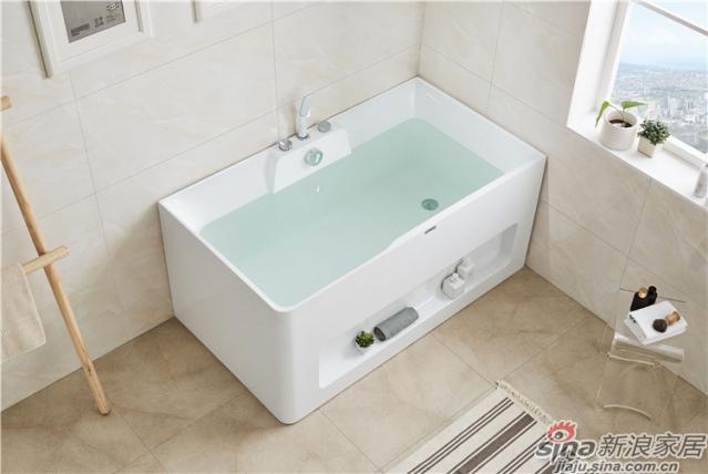 浪鲸卫浴浴缸M617-1