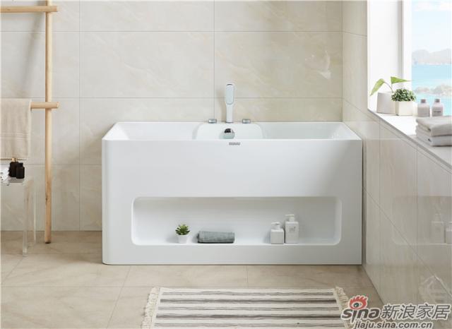 浪鲸卫浴浴缸M617-2