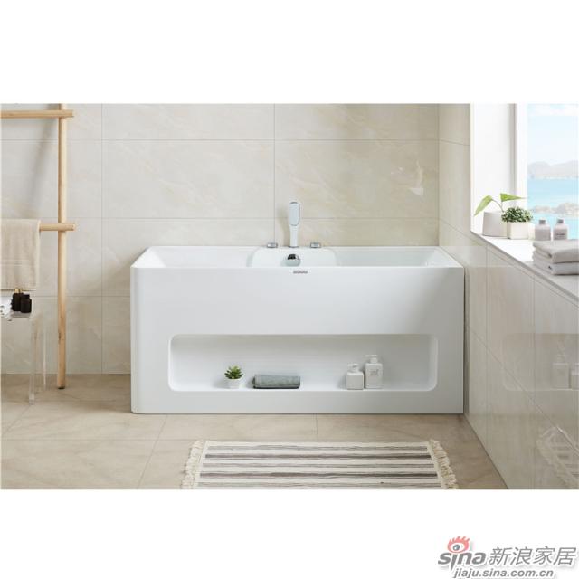 浪鲸卫浴浴缸M617