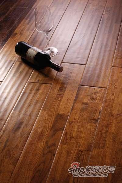 富得利实木地板(欧洲橡木)古堡传说FA-0111-R仿古D-0