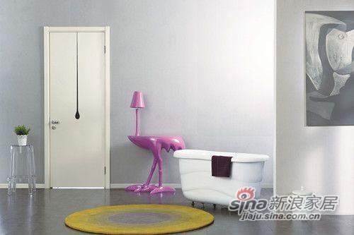 油漆门 室内门 BL-032 TATA木门