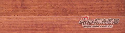 【永吉地板】实木复合仿古毕加索系列——威士忌