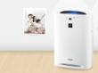 夏普加湿型空气净化器 KC-CD30-W