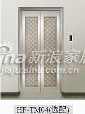 恒丰电梯HF-TM04厅门