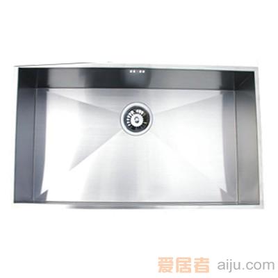 GORLDE优质不锈钢水槽/洗菜池SQ系列SQ06(单方盆)1
