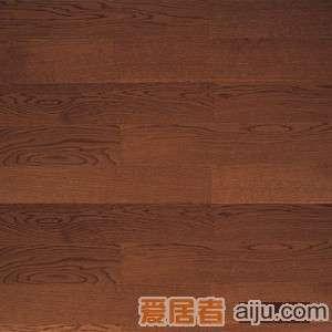 比嘉-实木复合地板-雅舍系列:咖啡柞木(910*125*12mm)2