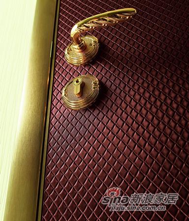 顶固8系列前卫时尚型生态门中华瑰宝-1