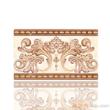 陶一郎-欧式墙纸系列-平面大腰线TW60106C-H(180*300mm)