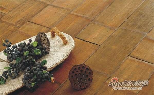 大庄原生系列岁月留痕竹地板