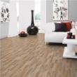 德合家ROOMS 强化地板R0808棕色石灰橡木