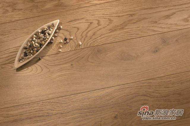 得高karelia三层实木地板 古典橡木-3