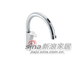 伊奈奈易洗自动感应厨房龙头SFCC101S-0