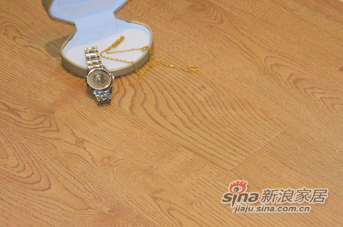 林昌地板--12系列仿古拉丝--飞黄腾达EOL1203-0