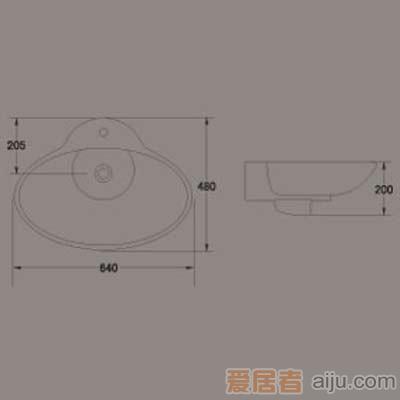 惠达艺术碗-A0032