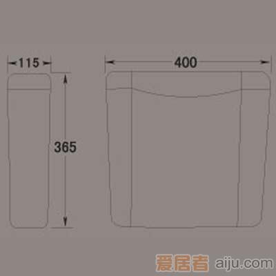 惠达蹲便器-HD104挂箱1
