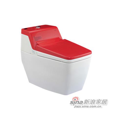 VOT-161A(红)智能坐便器-0