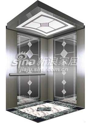 富士电梯1000KG乘客电梯