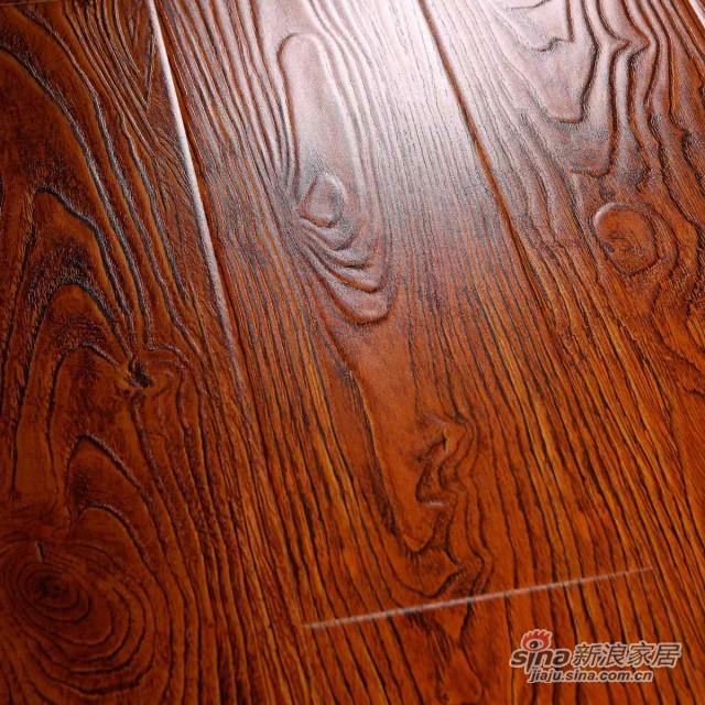 瑞澄地板--古典美学系列--碧浪黄沙8085-0
