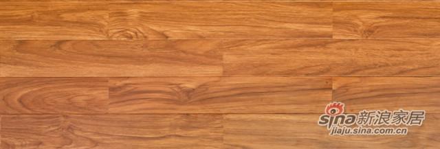 北美枫情强化地板 枫影柚木-1