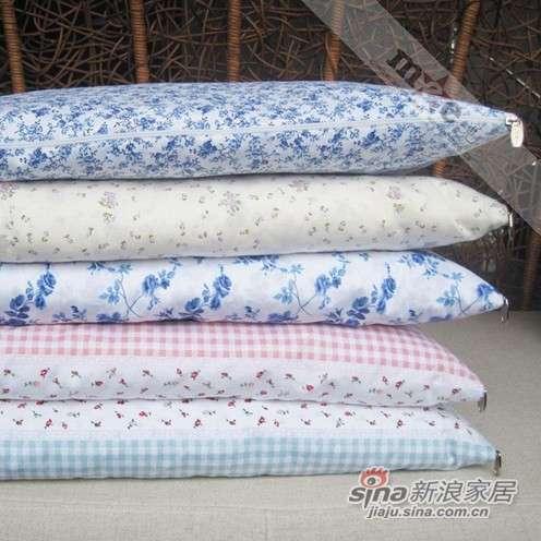 梦洁家纺床上用品 多功能小被芯/靠垫被-0