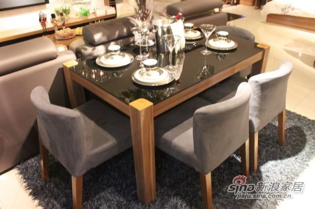 澳玛 KAT302A+B餐桌-0