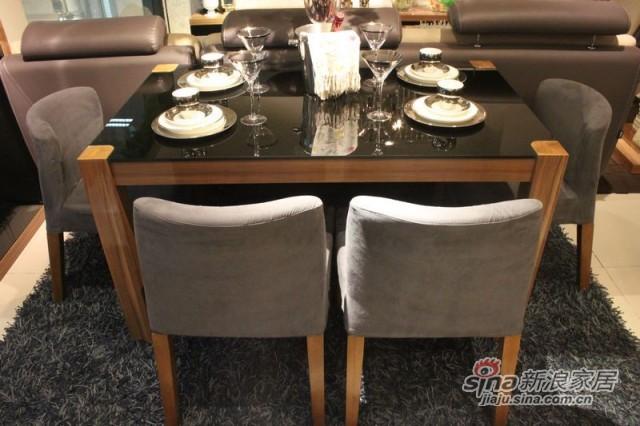 澳玛 KAT302A+B餐桌-1