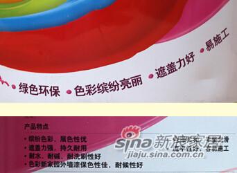 色彩新家园优质内墙乳胶漆 -2