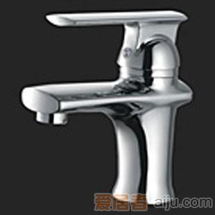 惠达-单孔面盆水龙头-HD141M1