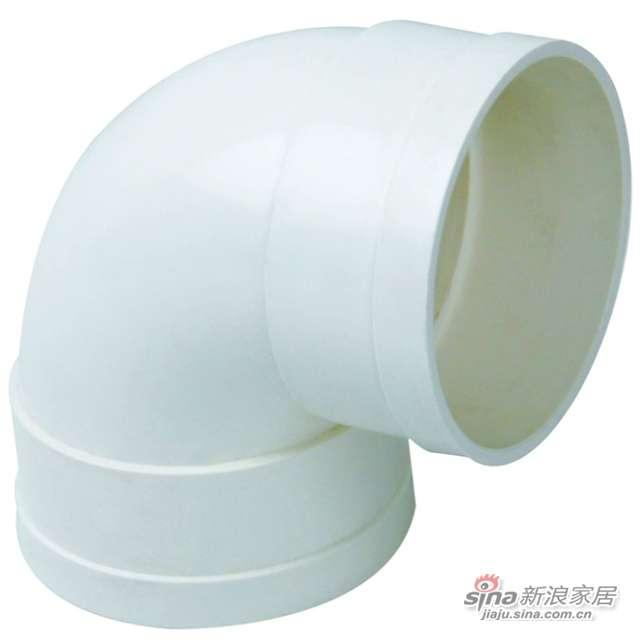 世丰PVC-U90°弯头-0