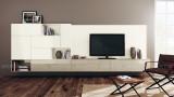 简约而不简单 不规则美电视柜设计