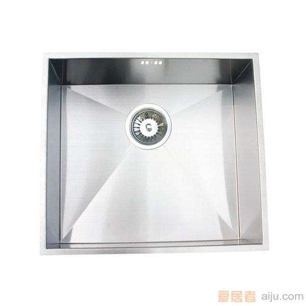 GORLDE优质不锈钢水槽/洗菜池SQ系列SQ03(单方盆)1