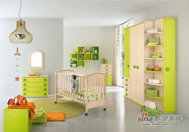 哥伦比亚儿童家具宝贝系列