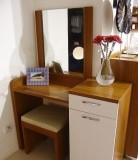 标致卧室家具梳妆柜(1100*450*1500mm)