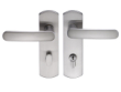 雅洁AS5091A-E1712-12插芯门锁+尼龙镍