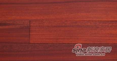 锦绣前程实木地板红木色类—圆盘豆(全能王)